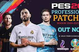 NEW Professionals Patch V3 AIO - PES 2019