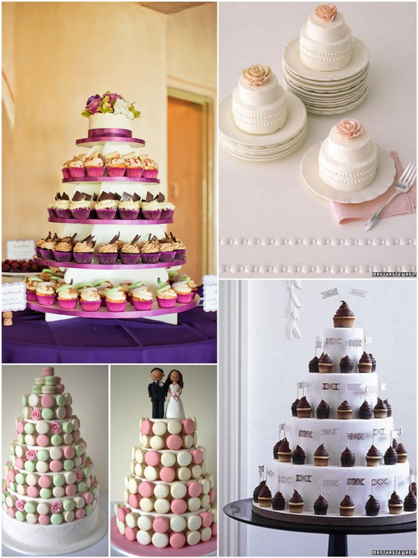 Non Traditional Wedding Cakes Varese Wedding