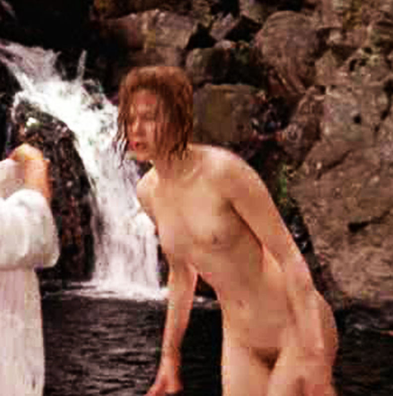 Katie holmes nude boobs video from the gift 5
