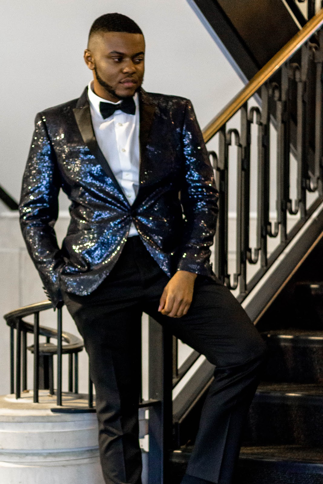 Sequin Blazer New Year S Eve Outfit Inspiration Lee S