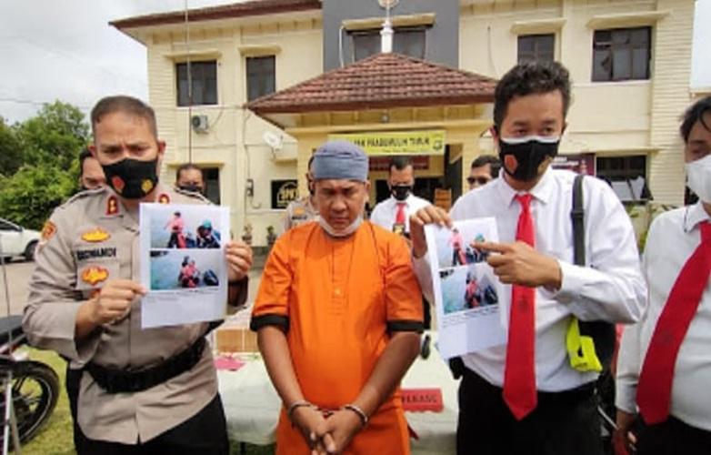 Sempat Kabur Ke Bandung, Bandit Spesialis Pecah Kaca di Prabumulih Berhasil Diringkus Polisi