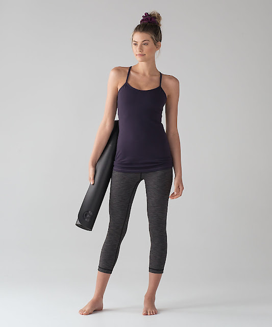 lululemon black-grape power-y