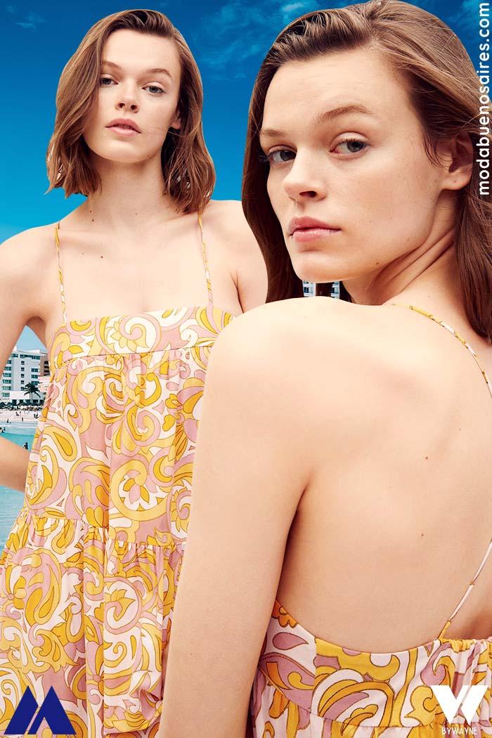 moda vestidos verano 2022