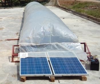 Gambar alat pengering gabah tenaga surya rakitan BPTP Sumsel bb5c48d9fe