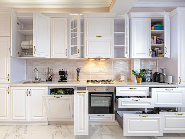 Stellar Ways To Organize Your Kitchen Cabinets, Drawers, & Pantry