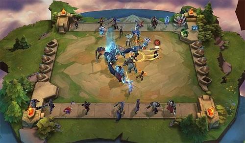 Chọn loại tướng và sắp xếp team tác động ít nhiều tới cục diện cuộc đấu