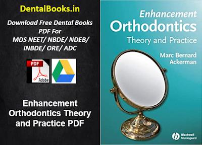 Enhancement Orthodontics Theory and Practice PDF