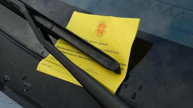 冰島環島遊記:租車、交通、罰單