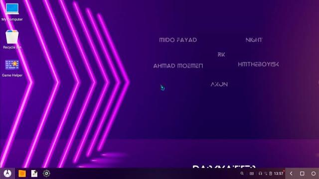 Phoenix OS Dark Matter