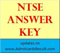 NTSE Exam Solution