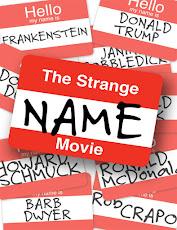 pelicula The Strange Name Movie (2017)