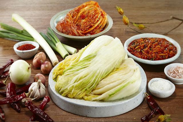 Bật mí những điều thú vị về món kim chi Hàn Quốc mà bạn còn chưa biết