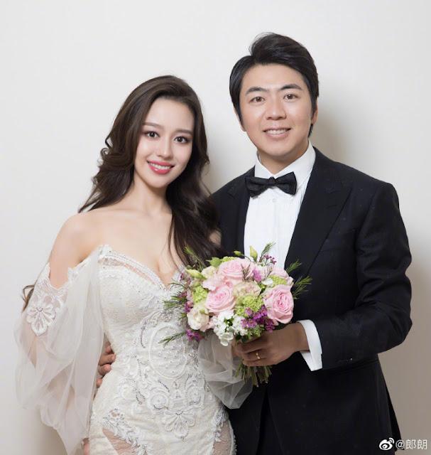 Lang Lang Wife Gina Alice Redlinger