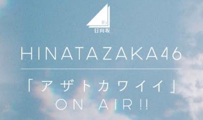 chord gitar azato kawaii hinatazaka46