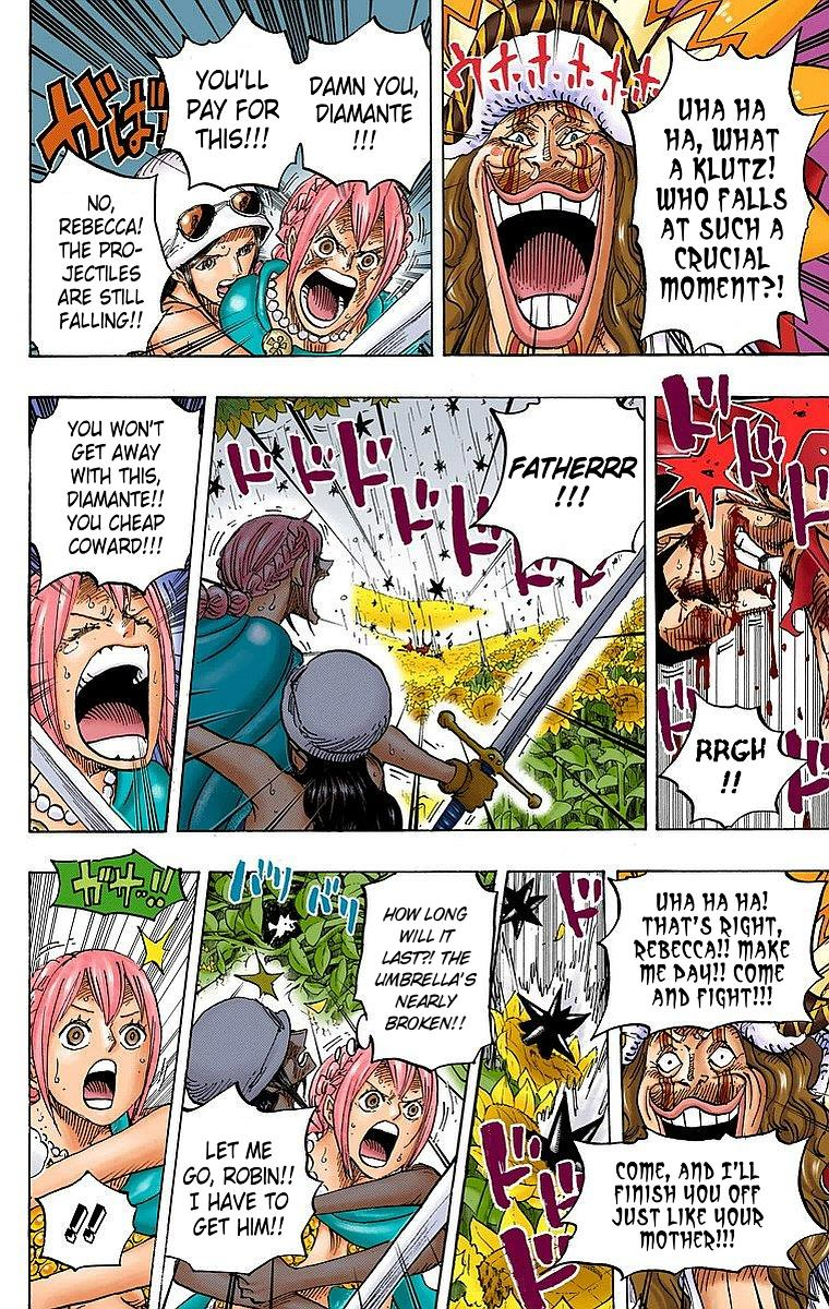 One Piece, Chapter 776 - Page 2 of 2 - One Piece Manga ...