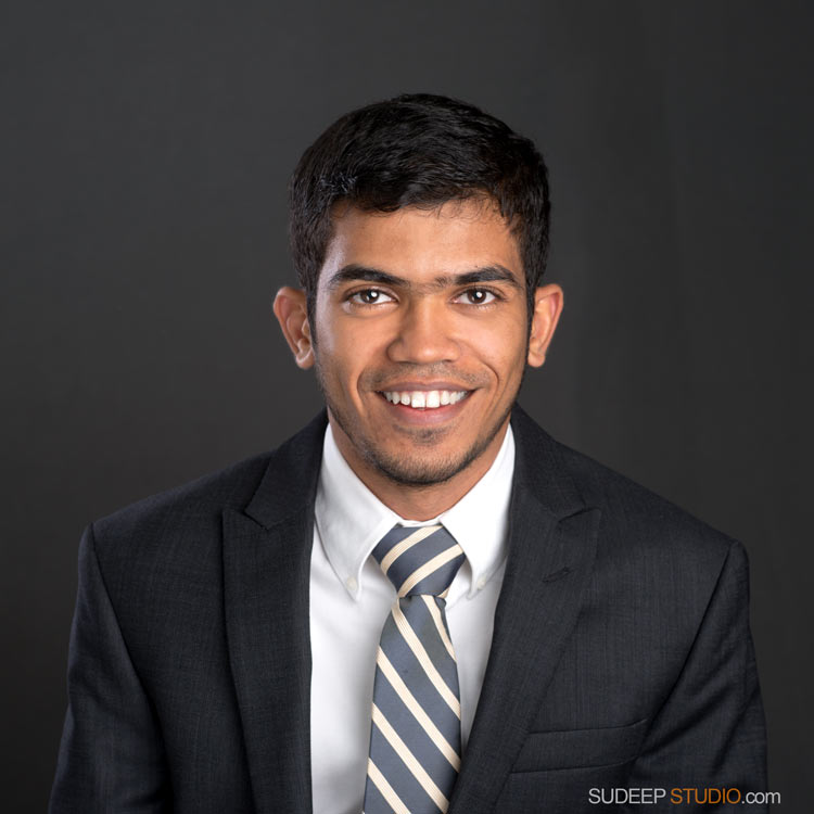 ERAS Medical Residency Professional Headshot - SudeepStudio.com Ann Arbor Photographer