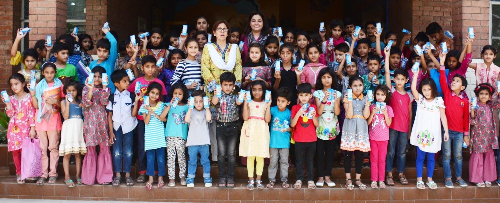 Haleeb Foods Celebrates World Milk Day With SOS Village Lahore