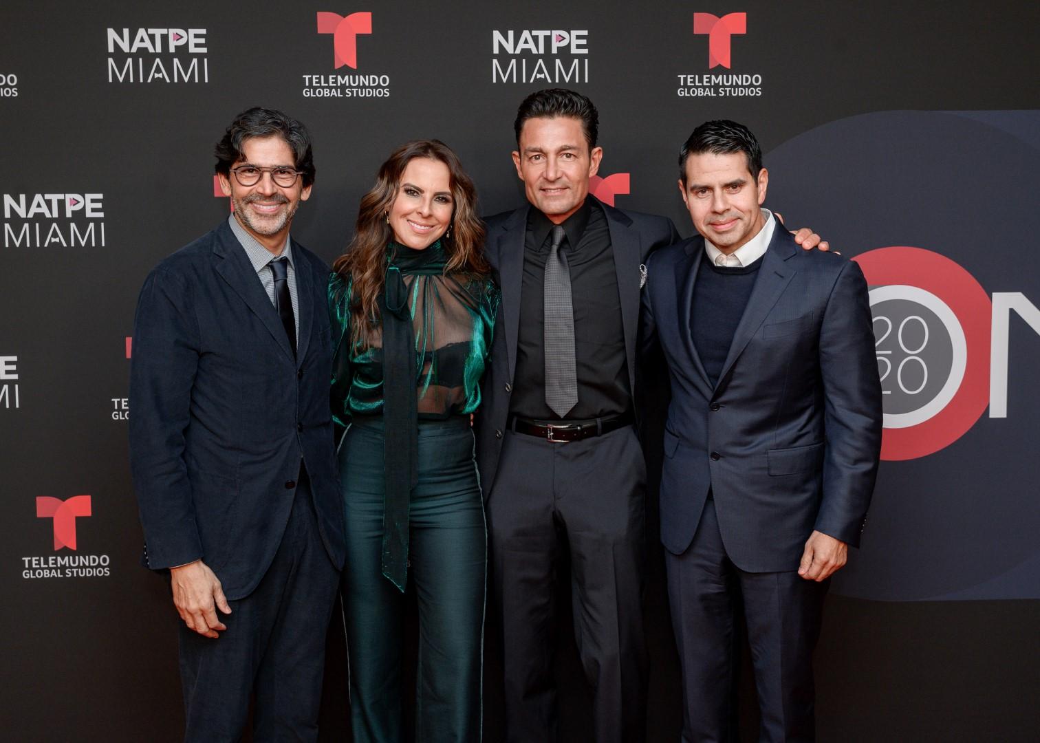 Telemundo presenta sus próximos estrenos para 2020 (Fotos) - Más Telenovelas