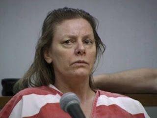 Photo d'Aileen Wuornos lors de son procès