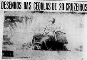 CADMO FAUSTO, O ARTISTA DOS CRUZEIROS (1ª parte) - Surge um grande talento.