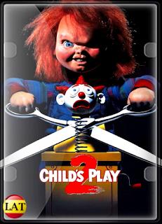 Chucky: El Muñeco Diabólico 2 (1990) DVDRIP LATINO