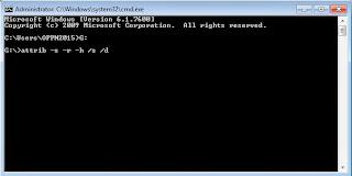 Cara Ampuh Menghapus Dan Menghilangkan Virus Shortcut Di Usb Flashdisk