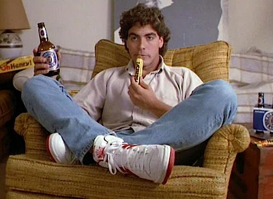 George Clooney, Horror Movies, Horror Films, Return of the Killer Tomatoes, Stephen King Store
