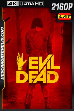 Posesión Infernal (Evil Dead) (2013) 4K Upscaled Latino – Ingles