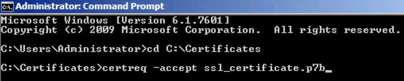 How to install third party SSL Certificate for VMware