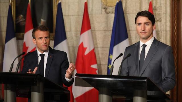 Francia llama a G7 a no depender de EEUU para alcanzar pactos
