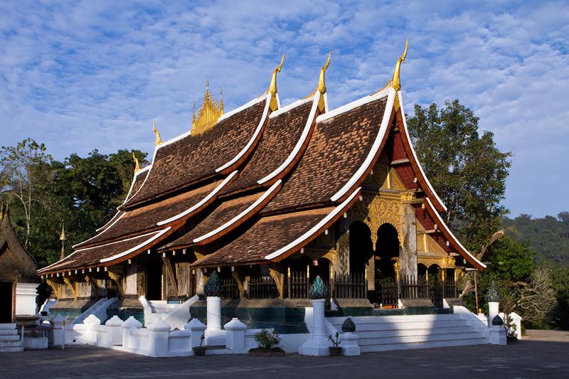 Templo Wat Xieng Thong, Luang Prabang (Laos)