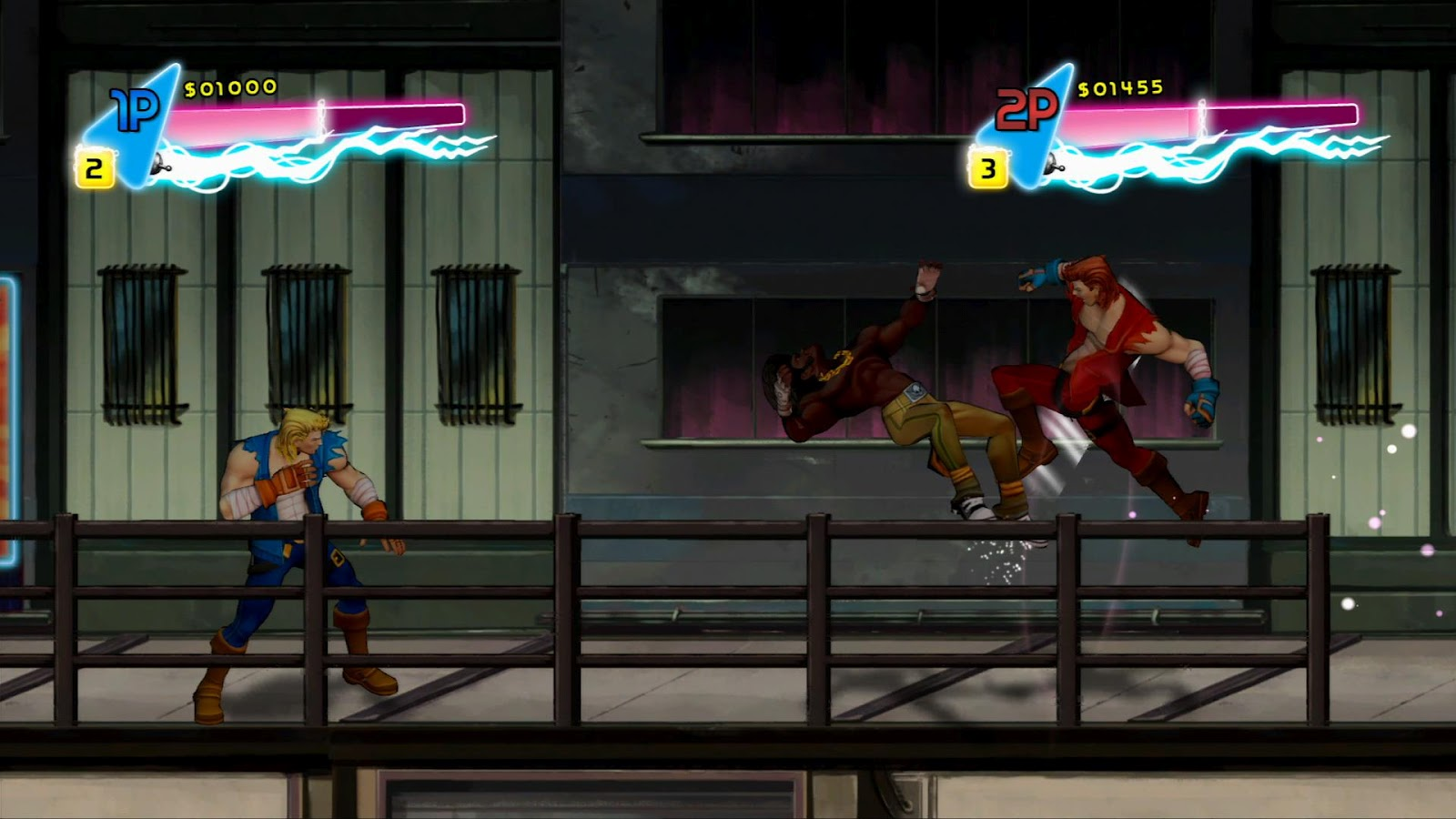 Double Dragon Returns In Style On Xbla And Psn Digitally Downloaded