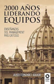 Entrevista con el escritor Javier Fernández Aguado. Nuevo libro: 2000 años liderando equipos. Revista de Radio Esperantia