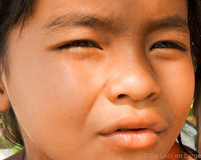 Enfant - Koh Rong - Cambodge