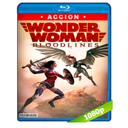 Wonder Woman: Bloodlines (2019) Full HD 1080p Latino