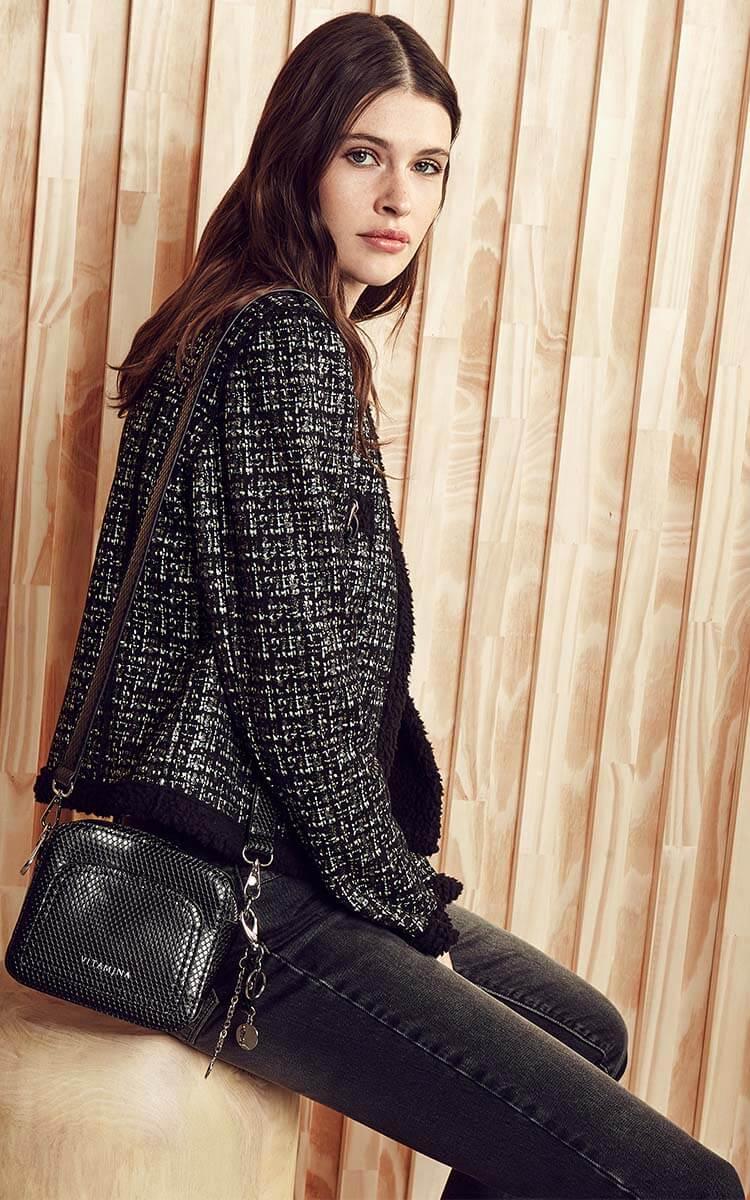 Moda jeans ropa de invierno 2020. Moda mujer invierno 2020.