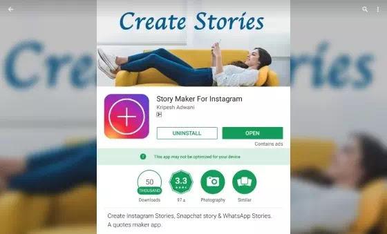 5 Aplikasi untuk Mempercantik Insta Story Kamu