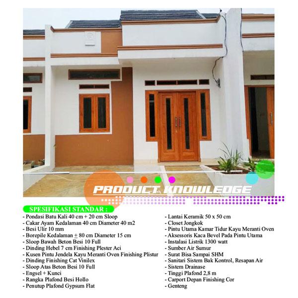 Rumah Dijual Citayam 2020 Dekat Stasiun