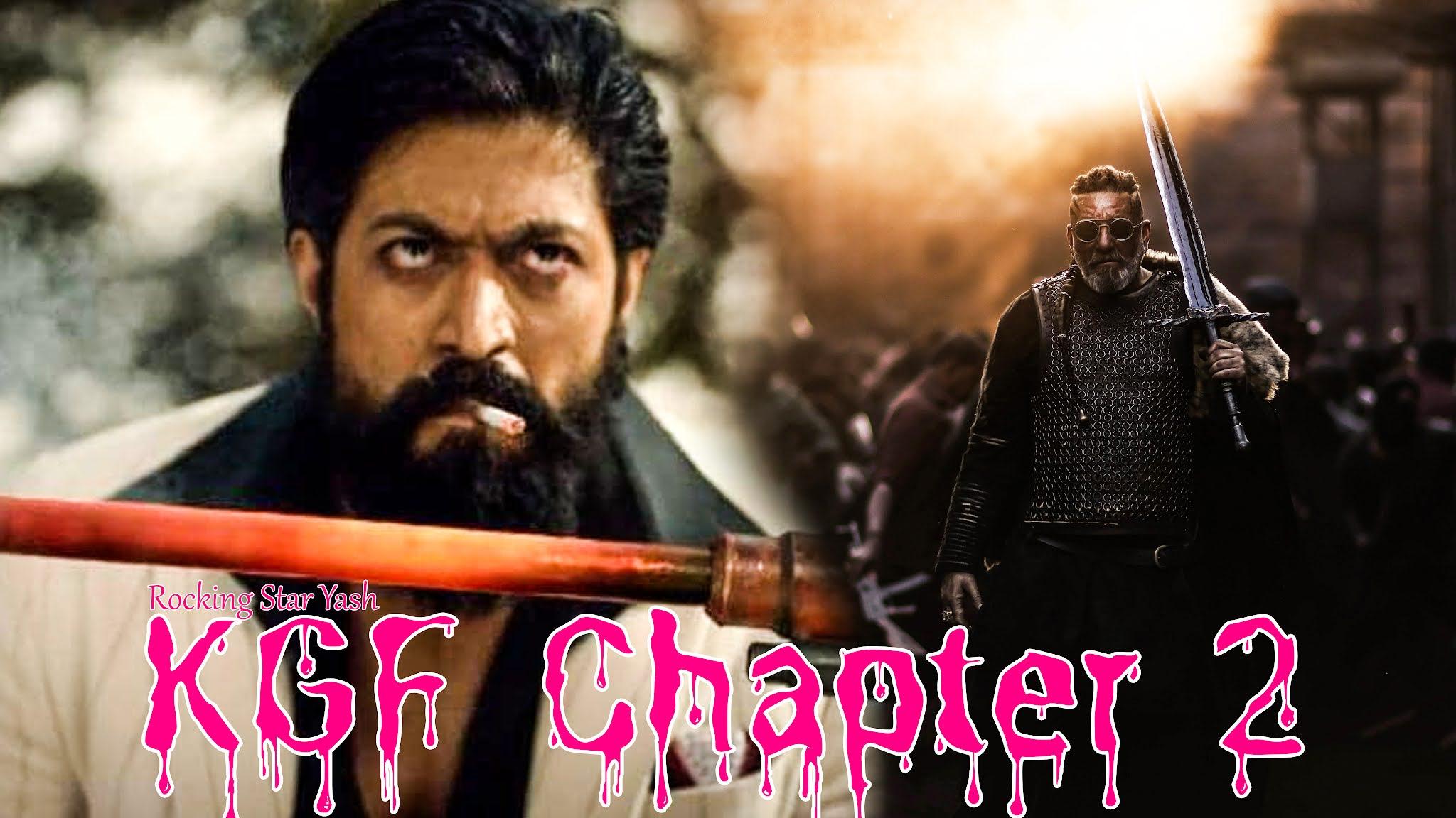 KGF Chapter 2 Movie Review    Rocking Star Yash    Sanjay Dutt    Prashanth Neel