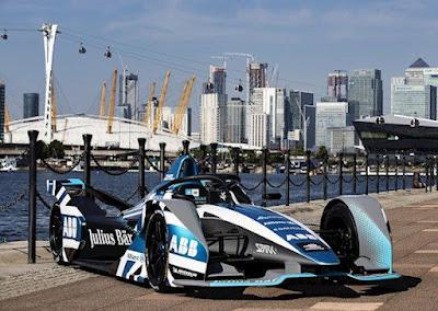 Foto Fórmula E FIA