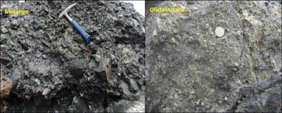batuan tektonik melange dan olistostrome