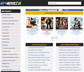 Mp4moviez in 2021 - Illegal HD Movies Downloading Website (Just for information)
