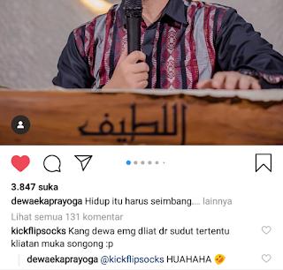 postingan instagram