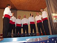 susret klapa otoka Brača – Milna 2005 otok Brač slike klapa Mrduja