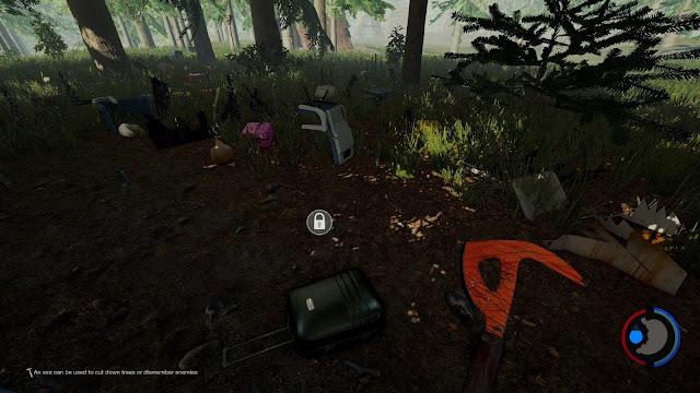 تحميل لعبة the forest للكمبيوتر من ميديا فاير
