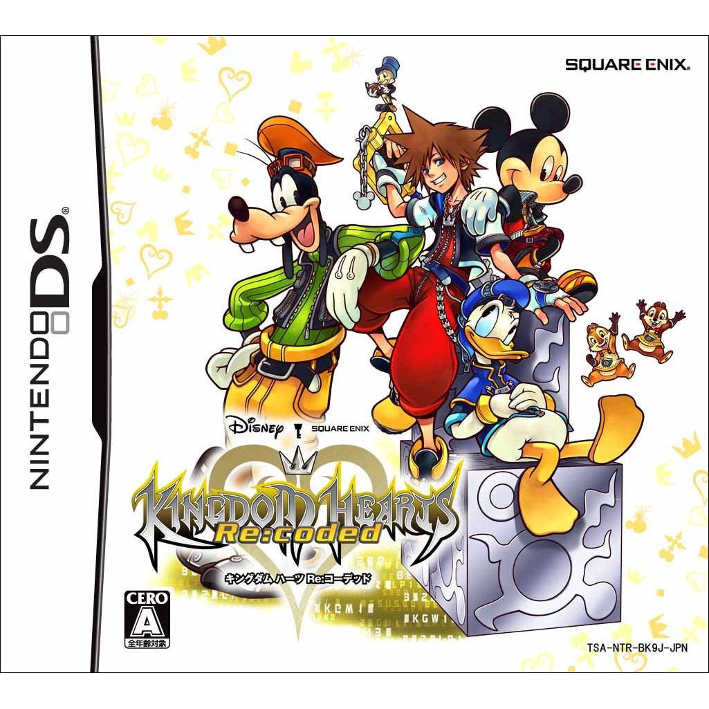 Descargar gratis Kingdom Hearts Re Coded español mediafire mega