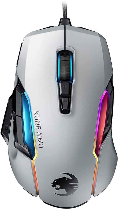 Review ROCCAT ROC-11-820-WE Kone AIMO Gaming Mouse