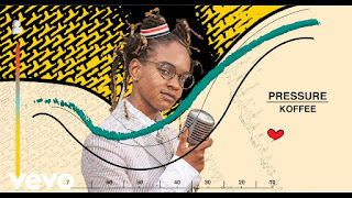 koffee - pressure (official audio)