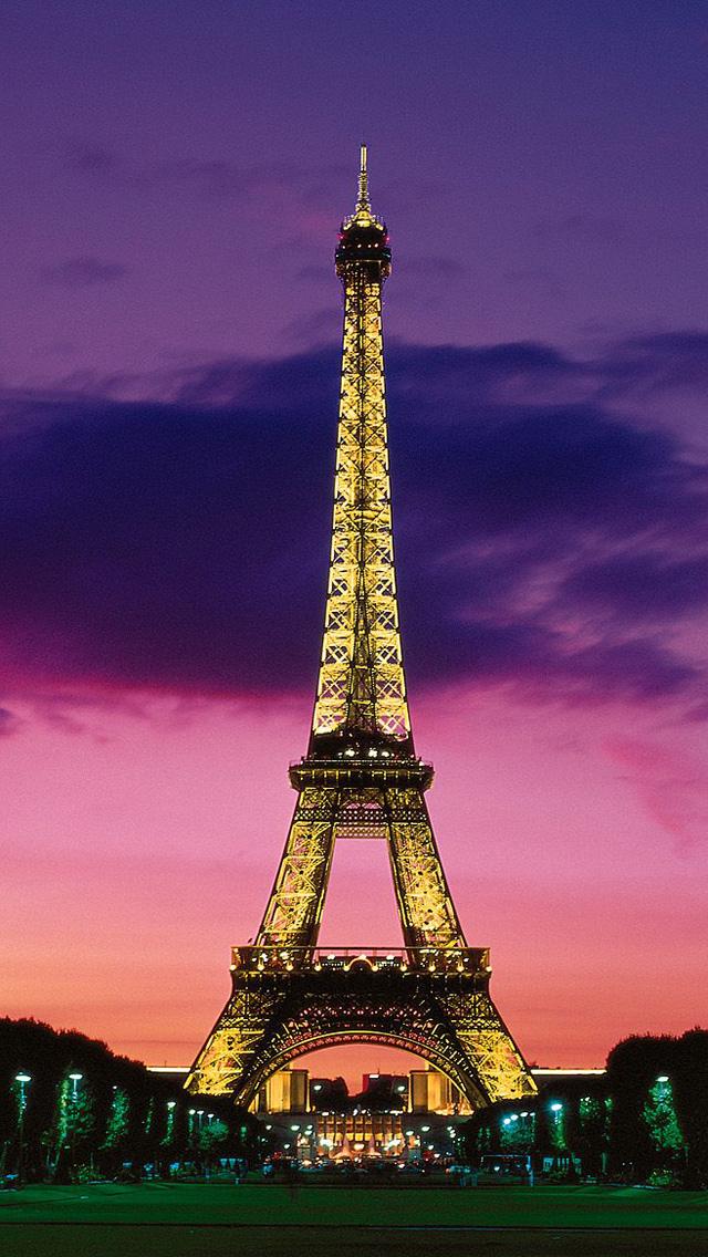 Free Download Paris City iPhone 5 HD Wallpapers | Gambar Joss