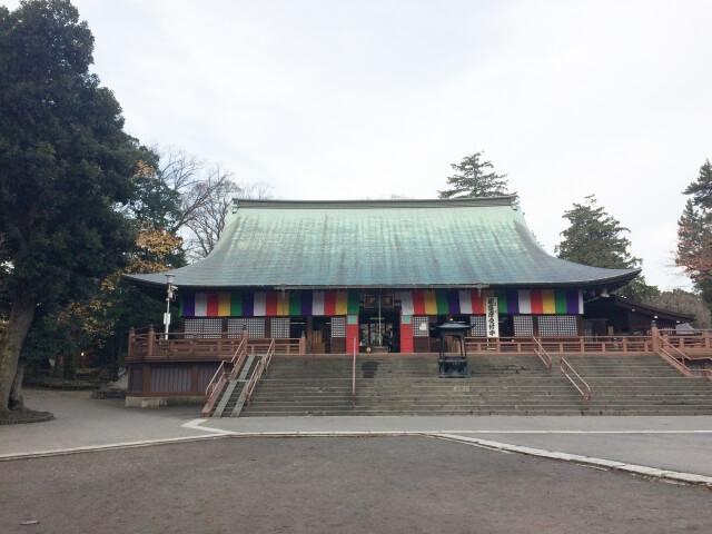 วัดคิตะอิน (Kita-in Temple: 喜多院)